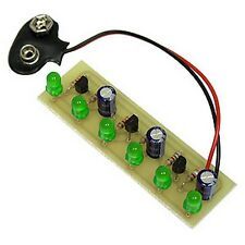 KitsUSA K-6826 SUPER LED CHASER -GREEN