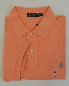 Men-Polo-Ralph-Lauren-Mesh-Short-Sleeves-Pony-Classic-Fit-Mesh-Shirt-Big-Tall