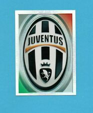 PANINI CALCIATORI 2011-2012-Figurina n.217- SCUDETTO/BADGE-JUVENTUS -NEW
