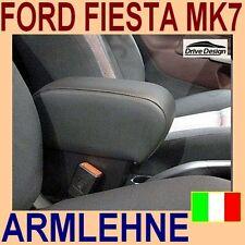 FORD FIESTA MK7-MK8 - Mittelarmlehne mit Ablagefach für-armrest -Made in Italy-@