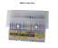 24-36-48-Color-Gel-Pens-Set-amp-Refills-Pastel-Neon-Art-School-Stationery-Glitter miniature 11