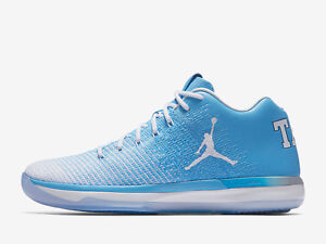 promo code 9e251 df2f6 Image is loading Nike-Air-Jordan-31-XXXI-Low-UNC-Tarheels-