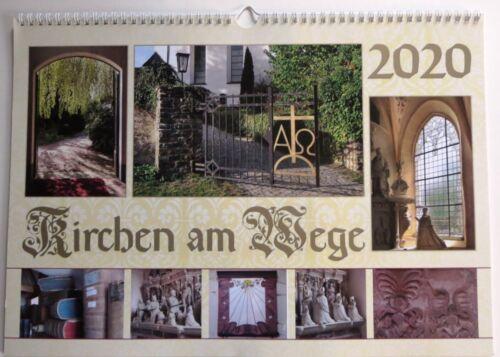Kalender 2020 Fotokalender Kirchen am Wege Sachsen Gotteshaus Kirche christliche