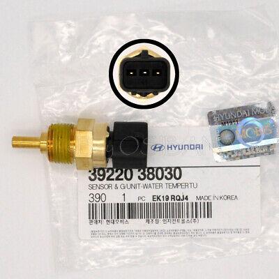 Hyundai Kia SENSOR ASSY Water Temperature part #39220 38030 1PC Genuine OEM
