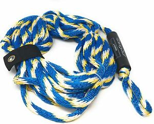 Sevylor 1-2 Person 60-Ft. Tow Rope, Multicolored