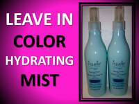2 Pc Aquelle Marine Therapy Color Protecting Hydrating Leave In Conditioner Mist