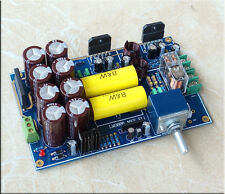 classic stereo LM3886 amplifier DIY KIT Power amplifier with Omron relay protect