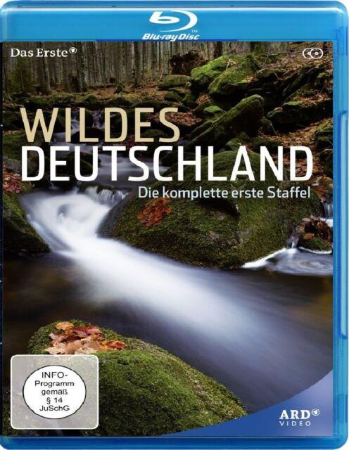 Wildes Deutschland - komplette erste Staffel 1  Blu-ray/NEU/OVP