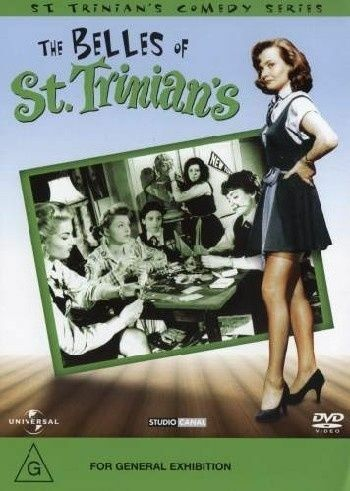 1 of 1 - The Belles of St. Trinian's (DVD, 2004) Joyce Grenfell, George Cole - Free Post