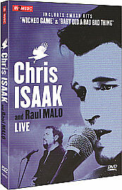 Chris Isaak [DVD] Very Good DVD Chris Isaak
