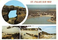 BT4783 Le pont du diable saint palais sur mer France