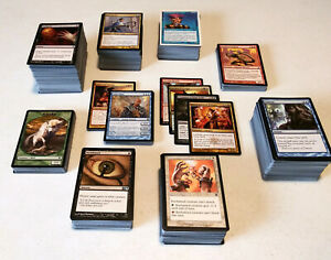 mtg-Magic-the-Gathering-800-CARD-LOT-collection-bulk-cards-rare-dragon-mythic