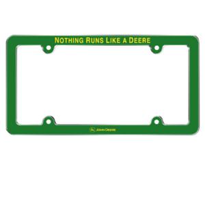 John Deere NRLAD License Plate Frame #LP66185
