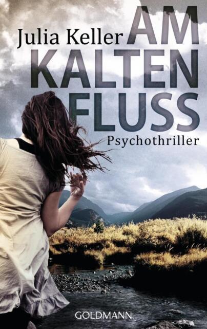 Am kalten Fluss  Julia Keller   Thriller Taschenbuch  ++Ungelesen++