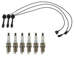 Denso Spark Plug Ignition Wires Set for Lexus ES300 3.0L V6 1996-2003 Tune uf