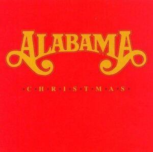 Alabama-Christmas-Album-CD-Endommage-Boitier