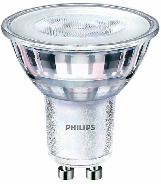 Led Spot Philips Gu10 Lamp5w 50wDimmable Corepro eCWrxBod