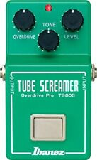 Ibanez TS808 Tube Screamer Overdrive Pro Guitar Effect Pedal TS-808 NEW