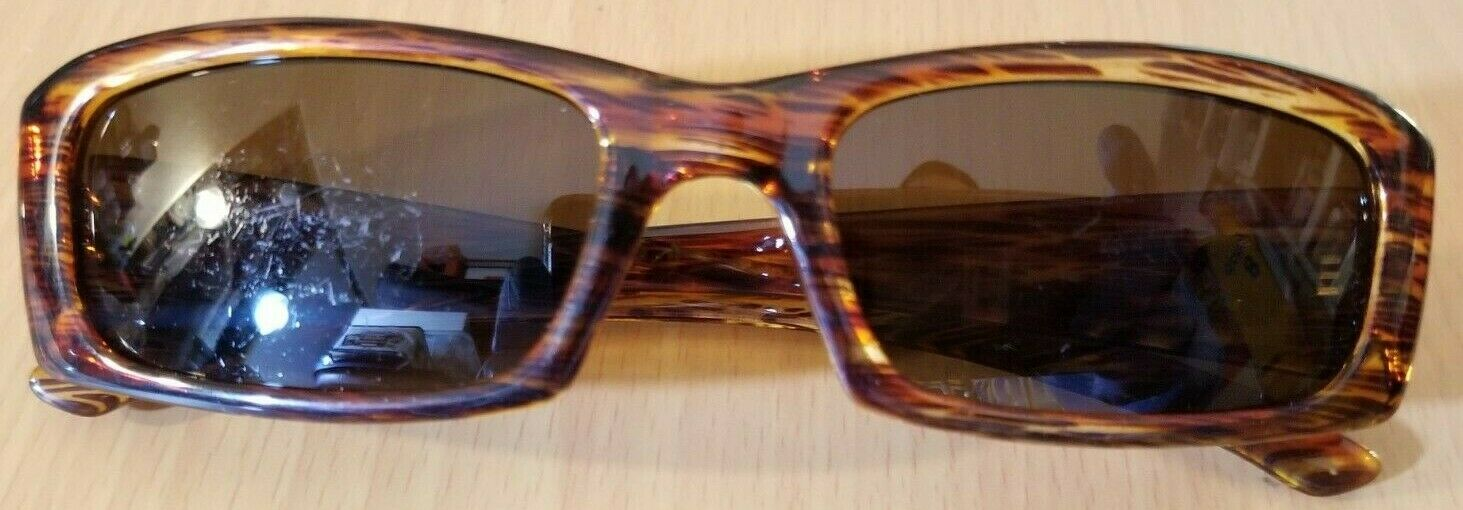 Von Zipper Philo women Sunglasses transparent brown marbled 51[]16 131mm