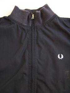 Medium Windbreaker Perry Men's J7225 Blue Jacket Lightweight Fred xUqIO8v