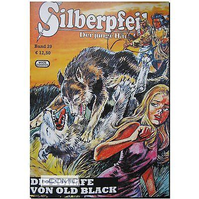 Silberpfeil Jugendabenteuer 39 Die Schafe von Old Black Sels WICK COMICs NEU