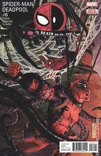 Spider-Man Deadpool (2016) #16A NM