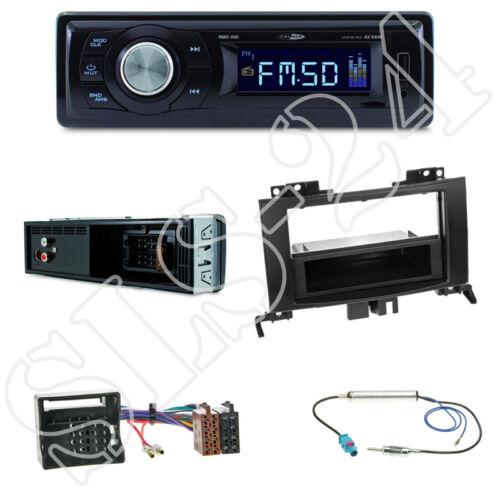 adaptador ISO Mercedes Sprinter Caliber rmd021 radio diafragma negro w906