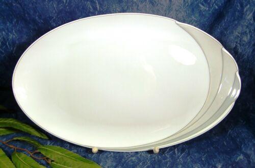 1 Platte oval 36,5 cm HUTSCHENREUTHER Maxim´s de Paris Marquis