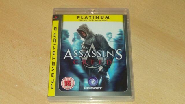 De Asesino Credo PS3 PLAYSTATION 3 (Platinum)