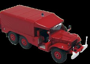 -ALERTE0020 - Camion de pomppier de Loudfread 65533;65533;ac DODGE WC 63-