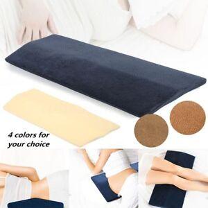2017 Memory Foam Triangle Sleeping Lumbar Pillow Waist
