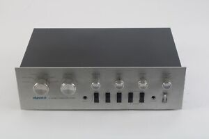 Dynaco PAT-4 Vintage Silicon Solid State Stereo Control Centre Preamplifier