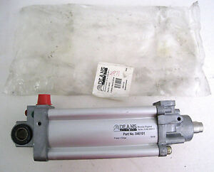 Image is loading Deans-Powered-Doors-Cylinder-63bore-x-125-stk- & Deans Powered Doors - Cylinder 63bore x 125 stk - Part 046101 Bus ... Pezcame.Com