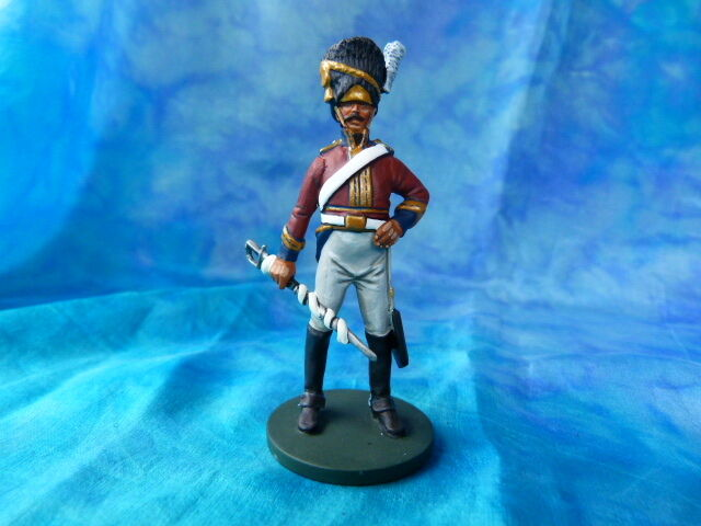 Soldat de plomb Oryon - - - Ref 6027 - British heavy cavalry scot graus 1815 ffe060
