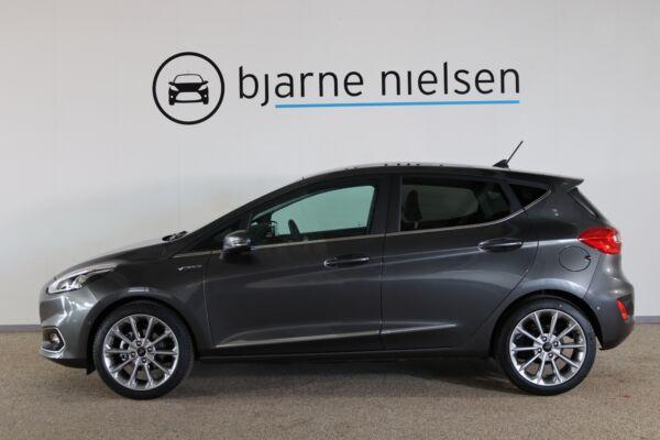 Ford Fiesta 1,0 EcoBoost mHEV Vignale - billede 1
