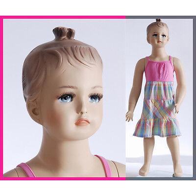 BB-1 Kinderpuppe Babypuppe  Schaufensterpuppe Mannequin Kinder Mädchen  91cm