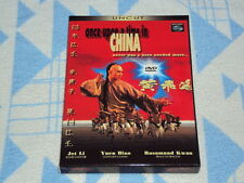 Jet Li - DVD 1: Once Upon a Time in China (2-DVD Sammlerbox)  Jet Li