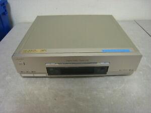 Sony WV-DR7 DV/Mini DV + SVHS/VHS Player Recorder Dual Deck READ DESCRIPTION