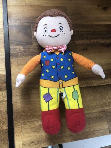 "Something Spécial 13/"" Talking MR TUMBLE Soft Plush Toy"