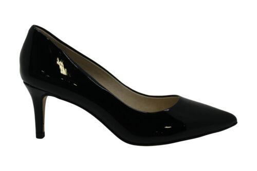 Black Louise Et Cie Womens LO-JORDYNA Fabric Pointed Toe Classic Size 4.0
