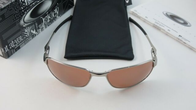 63acde233f5 Oakley Hijinx Vr28 Black Iridium Polarized Replacement Lenses RARE ...