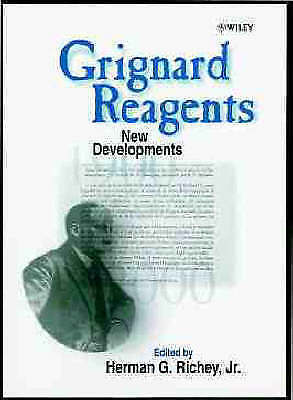 Grignard Reagents: New Developments by