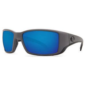 69de889ebed Image is loading Costa-Del-Mar-Blackfin-Sunglasses-Matte-Grey-Frame