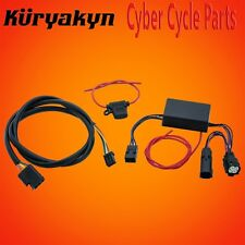 Kuryakyn Plug And Play Trailer Wiring For 14-18 FLH//FLT With 5-Wire Trailer 2595