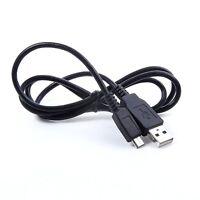 Usb Pc Data Cable Cord For Vivitar Camera Dvr-1020hd Vq9100 Sport Uw Dvr-1400 Hd