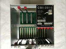 Balance Engineering Crh 322 Cbi 2000bebbpl 20013890066 Controller Slot Rackso