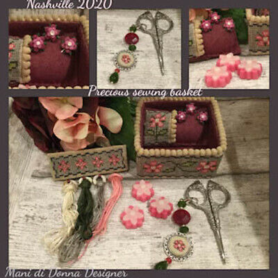 Roses Bouquet Pillows~Mani Di Donna