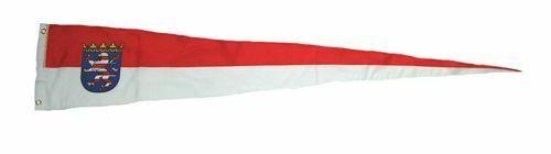 Langwimpel Hessen Fahne Flagge Wimpel