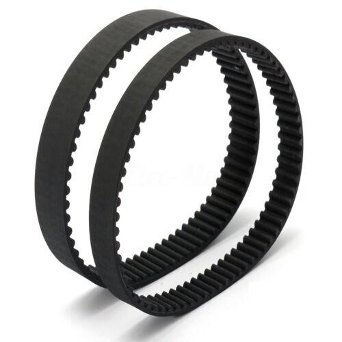 HTD 5M Timing Belt Durable Rubber Drive Belt 15mm Width 225~500mm Perimeter