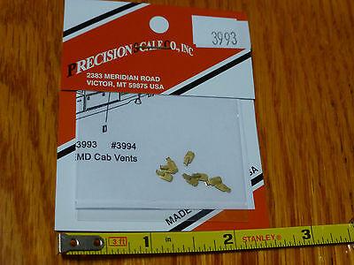 "Brass Precision Scale HO #3931 Housing Fan 48/"" Dia EMD Dynamic Brake"